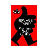 NEW AGE GOLD Solvent Tape