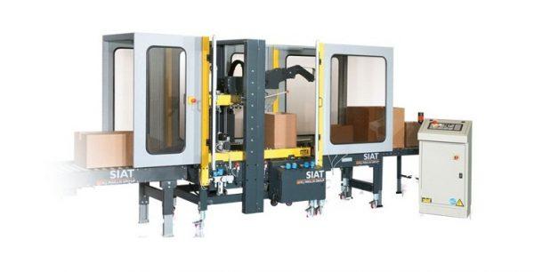 SM446-HD Vol-automatische dozensluitmachine